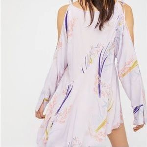 Free People Tops - NWT Free People Clear Skies Cold Shoulder Tunic